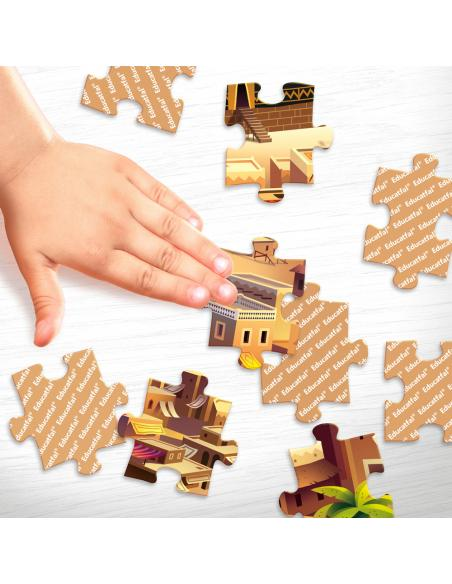 educatfal puzzle