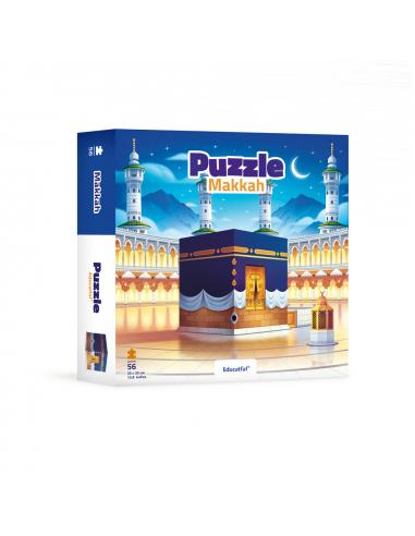 Puzzle makkah