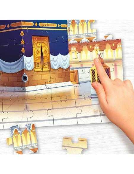puzzle makkah educatfal pour enfant