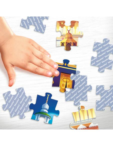 Puzzle masjid el haram enfant
