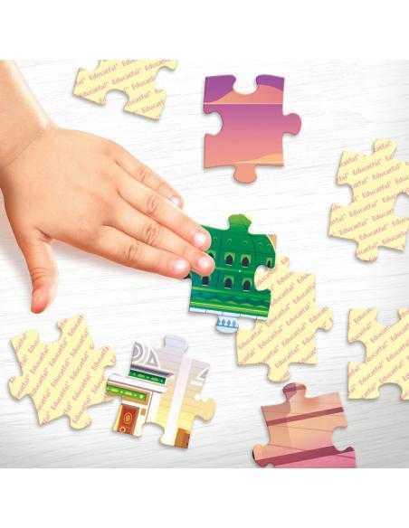 Puzzle de medine 56 pieces