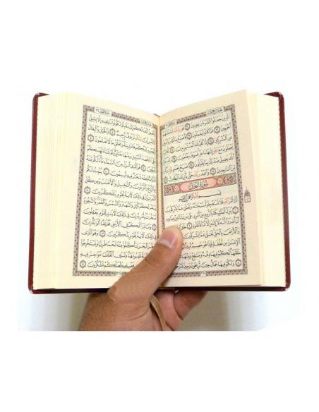 Coran de poche hafs