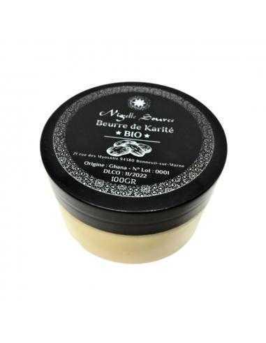 Beurre de karité BIO - Nigelle Source