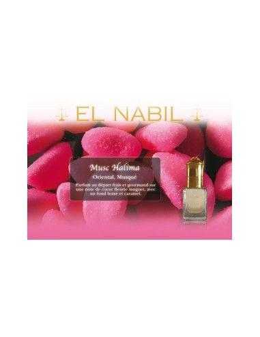 Parfum musc El nabil Halima