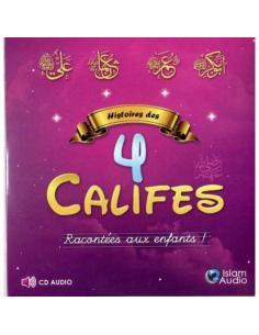 Histoires des 4 Califes racontée aux enfants (CD AUDIO)