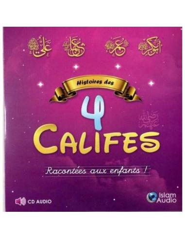 Cd audio Histoires des 4 Califes