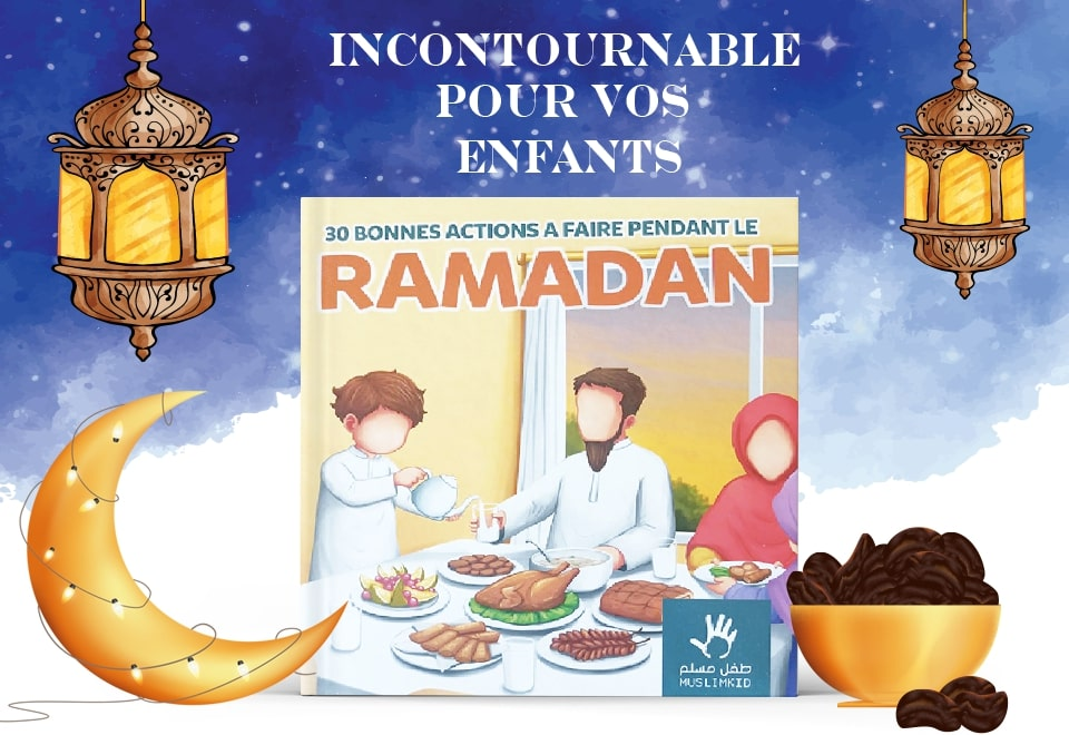 Livre ramadan enffant